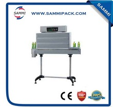 Popular promotional box shrink wrapping machine