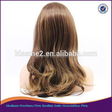 China manufacturer factory price best selling synthetic wigs body wave remy hair lace front wig