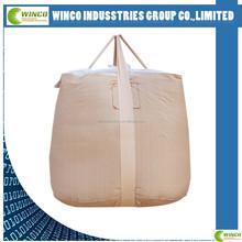 PP Woven Bulk jumbo Bag used, pp jumbo bags supplier, PP BIG WHITE USED scrap mixed colour polypropylene jumbo bag PP