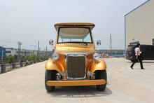 new type 8 seaters electrical car / China manufacturer electric cars / newest classic electric car