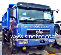 hot sale in Brazil 35 tons FAW dump truck new produced