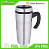 2015 China suppliers Double wall travel coffee mug, Custom travel mug RHPS320A-14