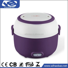 Wholesale home appliance empress electric lunch box 2 containers