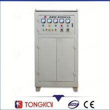 CE approved 80KVA full automatic compensated three-phase avk cosimat n+ voltage regulator