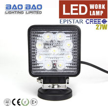 Special new coming super bright 30 6 led work lamp
