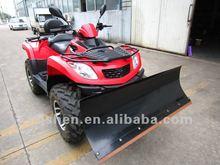 500cc shaft drive ATV with snow plow (FA-N550)