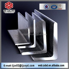 steel galvanized angle irons/hot rolled angle iron