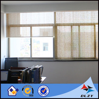 Hot Selling Hotel Privacy motorized vertical blind track