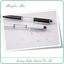 Hot Sale Bling Rhinestone Crystal Pen With Crystal China Factory