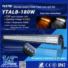 Y & T profesional controlador remoto llevó la barra ligera, LED storbe barra de luz coches usados venta bélgica