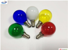 led festival lighting christmas lamps bulb with UL CE ROHS US UK 24V 0.5W