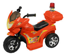 Battery operated motorcycle YH-99079, red