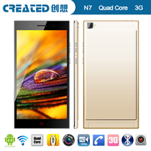 Created N7 6.98inch tablet wifi 3G Quad core