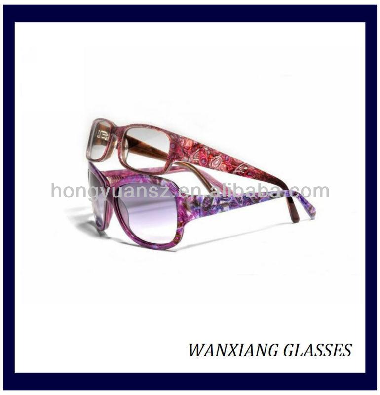 occhiali da sole e montature da vista unico modello di progettazione