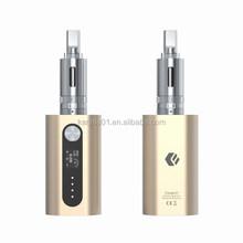 China Manufacturer 2015 4400mah automatic passthrough e-cigarette 50w icoopa box mod wholesale price