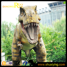 Jurassic Park ART Exhibition Artificial Robotic Dinosaur Model