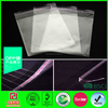 transparent self-adhesive plastic bags for decorations