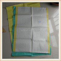 2012 high quality 50 kgs pp woven bag for flour