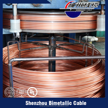 Cheap products radio frequency copper clad aluminum wire