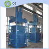 special hydraulic system double cylinders baler machine with four door opening