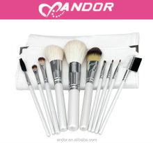2015 fascinating makeup brush kit 10pcs