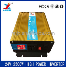 High Power Vehicle-mounted Inverter 12V To 220V Battery promoting voltage and changing voltage Auto modified sine wave inverter