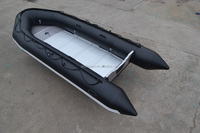 CE certificate 4.7m 10 passengers Zodiac Inflatable rubber Boat