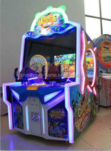 Hot sale lottery redemption game crazy shooting games redemption shooting game
