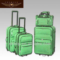 2014 Trolley with push button luggage