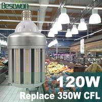 SMD5630 / SMD2835 led 120w corn lamp e39 e40 80W 100 watt for warehouse lighting