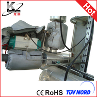 ball valve thermal insulation jacket/blanket/cover