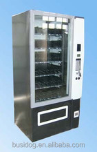 Hot Sale, Snacks and Beverages Vending Machine