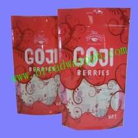 custom dry fruit snack packing ziplock plastic food packaging stand up bags