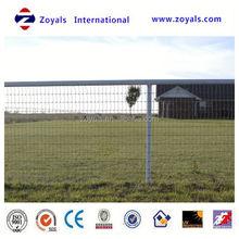 Professional ISO Manufacturer australian popular xm 8'l x 6'h 6 rail horse cattle panel fence(hot galvanized/anti-aging)