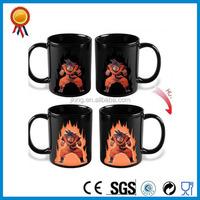 Dragon Ball Z Goku Heat Reactive Mug