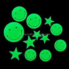 Halloween Series Glow in the dark Sticker, Luminous Sticker