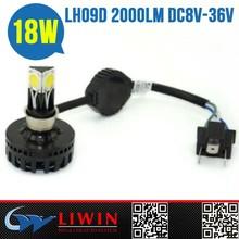 LW easy installment H6+H4+PH7+PH8 car led replacement bulb