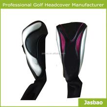 PU Magnetic Golf Driver Head Covers