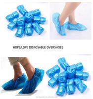 plastic disposable overshoe