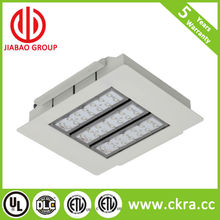 LED gas station light,led canopy lights 160w with DLC,ETL approved and 5 years warranty
