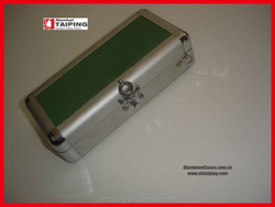 Aluminum Glasses case , Tie case , Watch Case