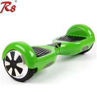 2015 Top sale green fashion scooter car drift car two wheel drift scooter