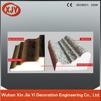 Contemporary top sell decoration crown mouldings machine