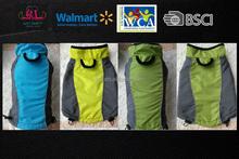 2016 Calendar Fabric Waterproof North-face Dog Jacket Dog Coat