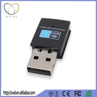 High Gain Speed Wireless Small Mini USB 300Mbps Realtek USB WiFi Dongle Adapter for android tablet