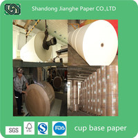 high quality pe coated paper for paper cup raw material
