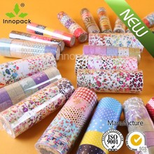 Masking tape gift packing craft tape washy kawaii janpanese paper Masking tape