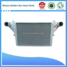 Intercooler for CUMMINS engine 345 HP SHAANXI, SHACMAN DZ9114530344