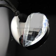 Trendy jewel necklace usb flash drive wholesale