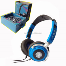 Cheap price wired headphone wholesale headphone with mic